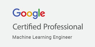 Professional Machine Learning Engineer